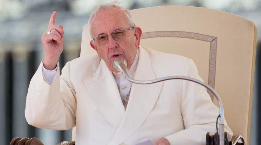 catequesis papa francisco comunion misa