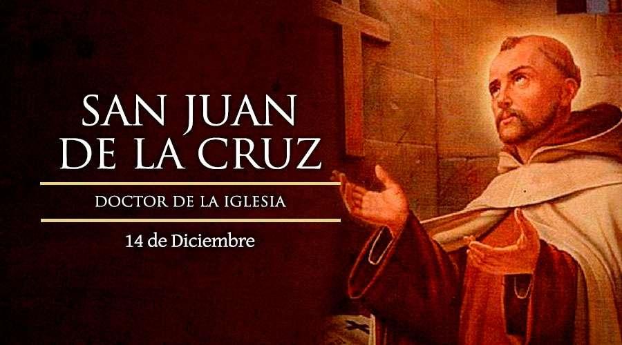 Hoy se celebra a San Juan de la Cruz, Doctor de la Iglesia