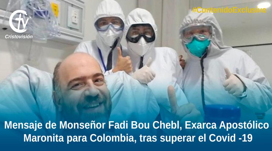 Mensaje de Monseñor Fadi Bou Chebl